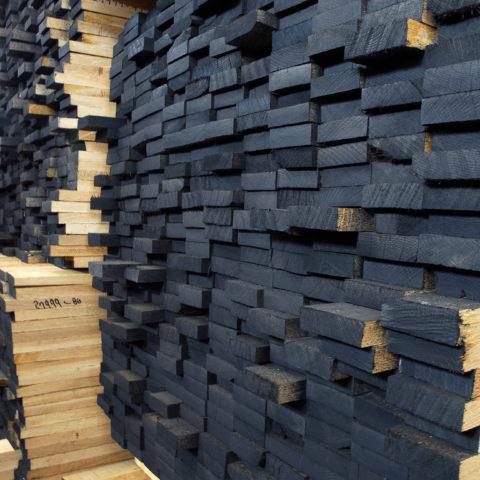 Hublet -  Spécialiste européen en avivés chêne 27mn - fournisseur bois de chene